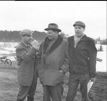 Erling, Palten och Kalle G