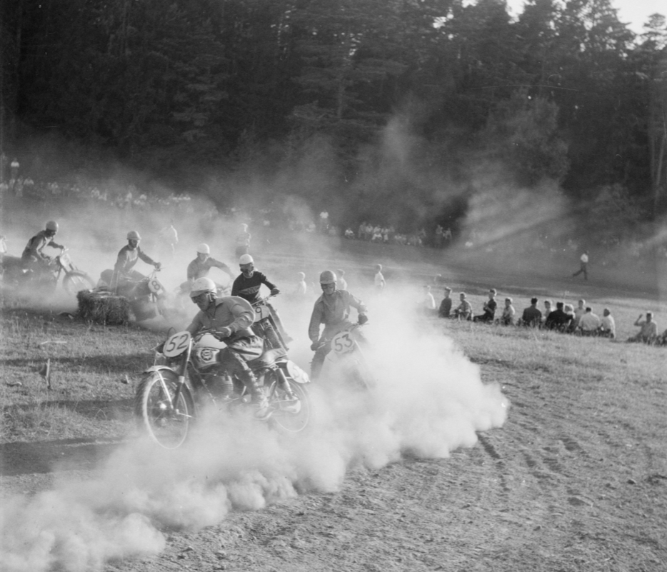 Nostalgi Jumkil cross 1958