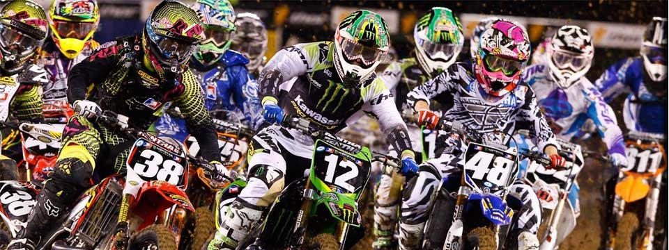 Supercross lites start